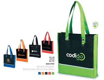 Picture of Accent Shopper Bag