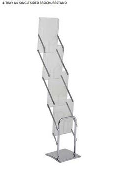Picture of Single Sided A4 Brochure Stand in Bag