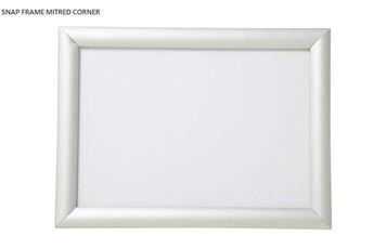 Picture of Mitred Corner Snap Frames