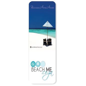 Picture of Book Mark Shaped Fridge Magnet