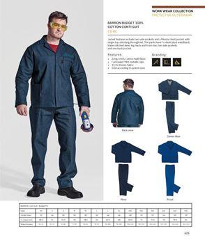 Barron Budget 100% Cotton Conti Suit, CS-BC