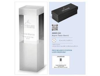 Aspire Tower Award, AWARD-020