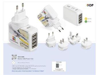 Blaster Usb Power Hub, TECH-4495