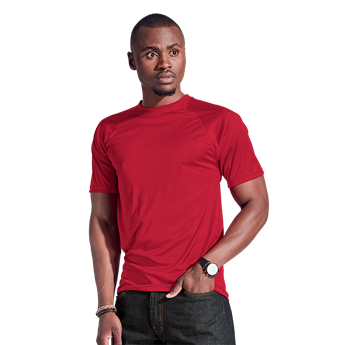 135g Barron Polyester T-Shirt, TST135B