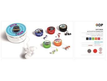 Acoustix Promotional Earbuds, GIFT-9805