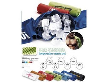 Chill Cooling Towel, IDEA-4480