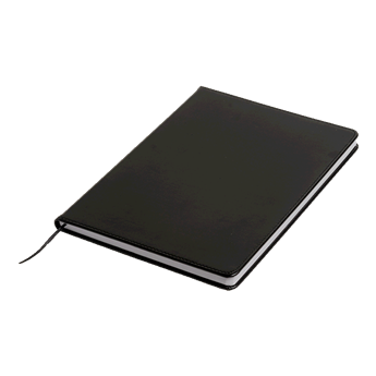 A4 Notebook Bound In PU Cover, BF5138