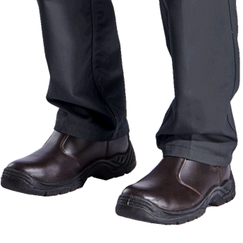 Barron Chelsea Safety Boot, SF003