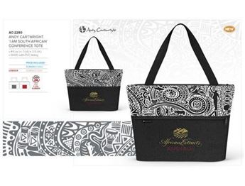 Andy Cartwright 'I Am South African' Conference Tote, AC-2280