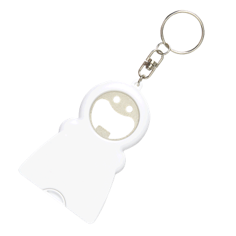 3 In 1 Funny Face Keychain, BK7590
