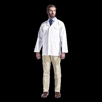 All-Purpose Long Sleeve Lab Coat, LLAB-ALL