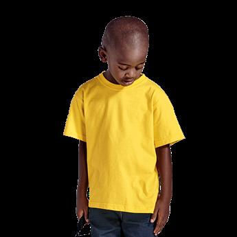 145g Kiddies Crew Neck T-Shirt, TST145K