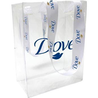 Aldora PVC Gift Bag With FC Handles, BAG598